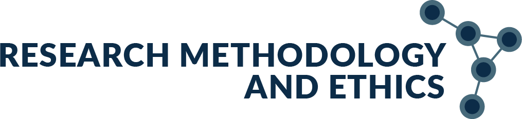Research methodology and ethics